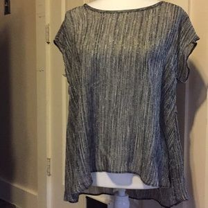 Eileen Fisher High / Low style top size XS